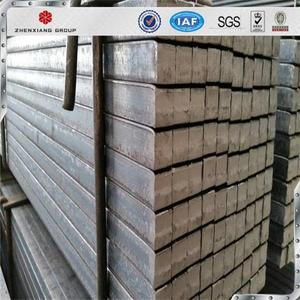 high quality square steel billet free cutting iron bar