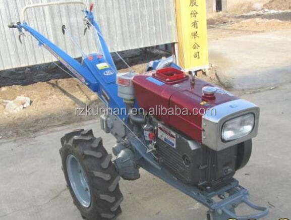 China Mini Diesel Good Quality 8hp 10hp Kubota Walking Tractor