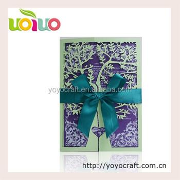 handmade party invitation card school invitation card love tree