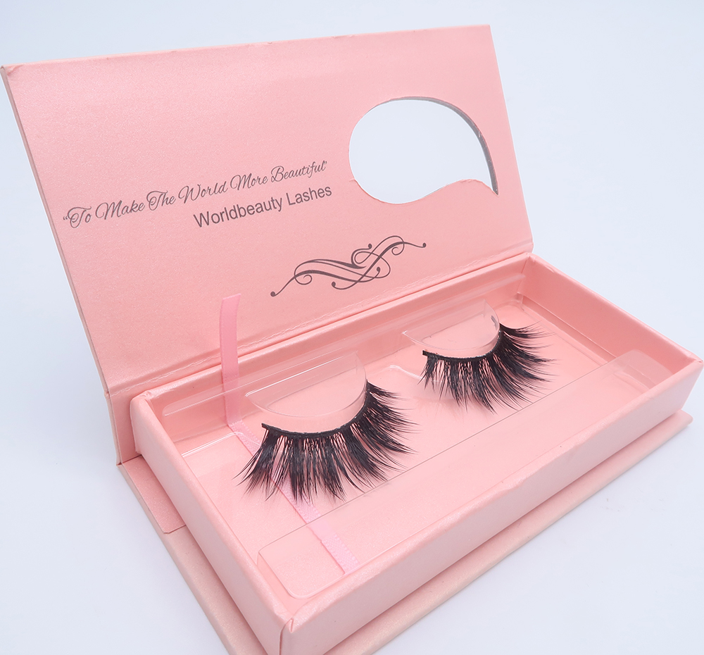 Worldbeauty lash hersteller 3d falsche wimpern faux nerz wimpern private label