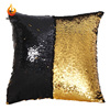 Party Decoration Two Color Changing Reversible Sequence Pillow