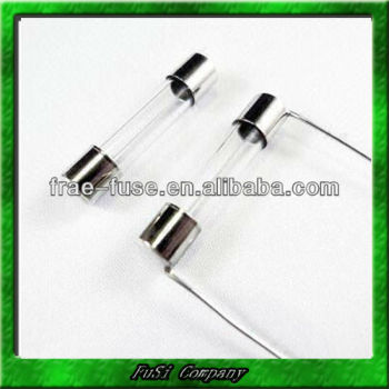 5x20mm Lead Wire Glass Tube Fuse - Buy Lead Wire Glass Tube Fuse ...