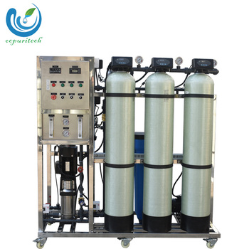 250LPH RO System for industrial filtering equipment
