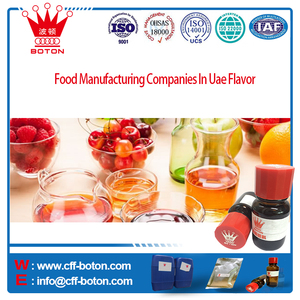 Food Manufacturing Companies In Uae Flavor