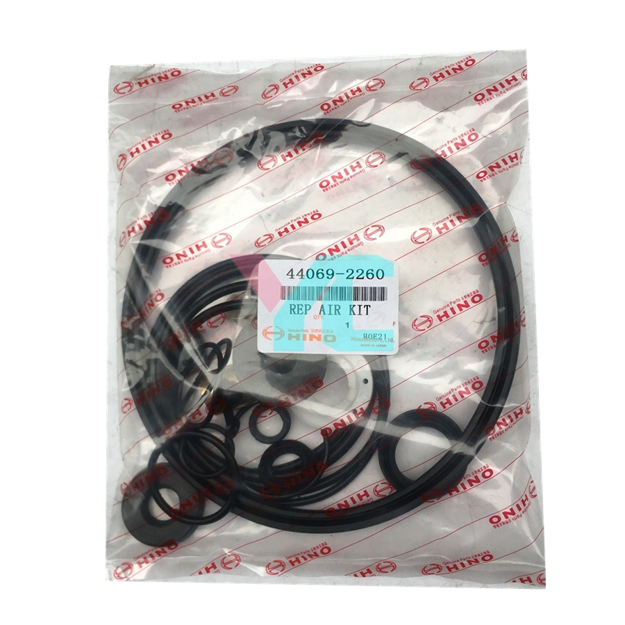 Air brake booster <strong>repair</strong> <strong>kit</strong> for HINO profia Truck 44069-2260 440692260