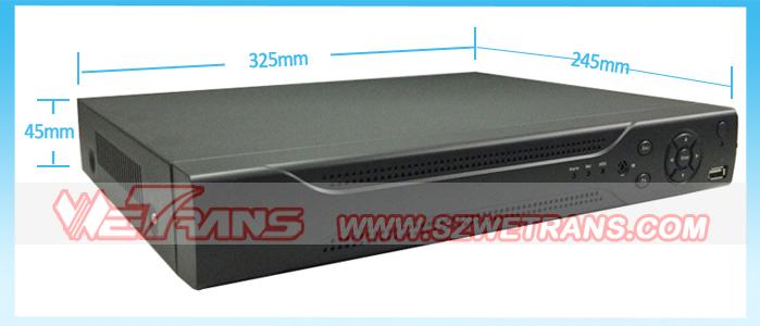 2014 Surveillance 8ch Dvr Hcvr5108h 1280*720p H.264 Full Real Time ...