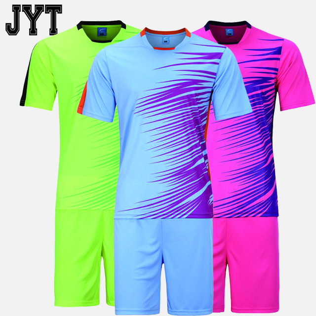 Fashionable Sports Jersey New Model Customized Uniform Best Team Soccer 2017 2018