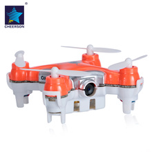 Original Quadcopter Cheerson CX-10C CX10C Mini RC Drone 6-Axis 2.4G 4CH With 0.3MP HD Camera Updated Version Helicopter Toy fo