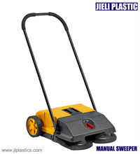 wheel loader sweeper Floor Broom Sweeper