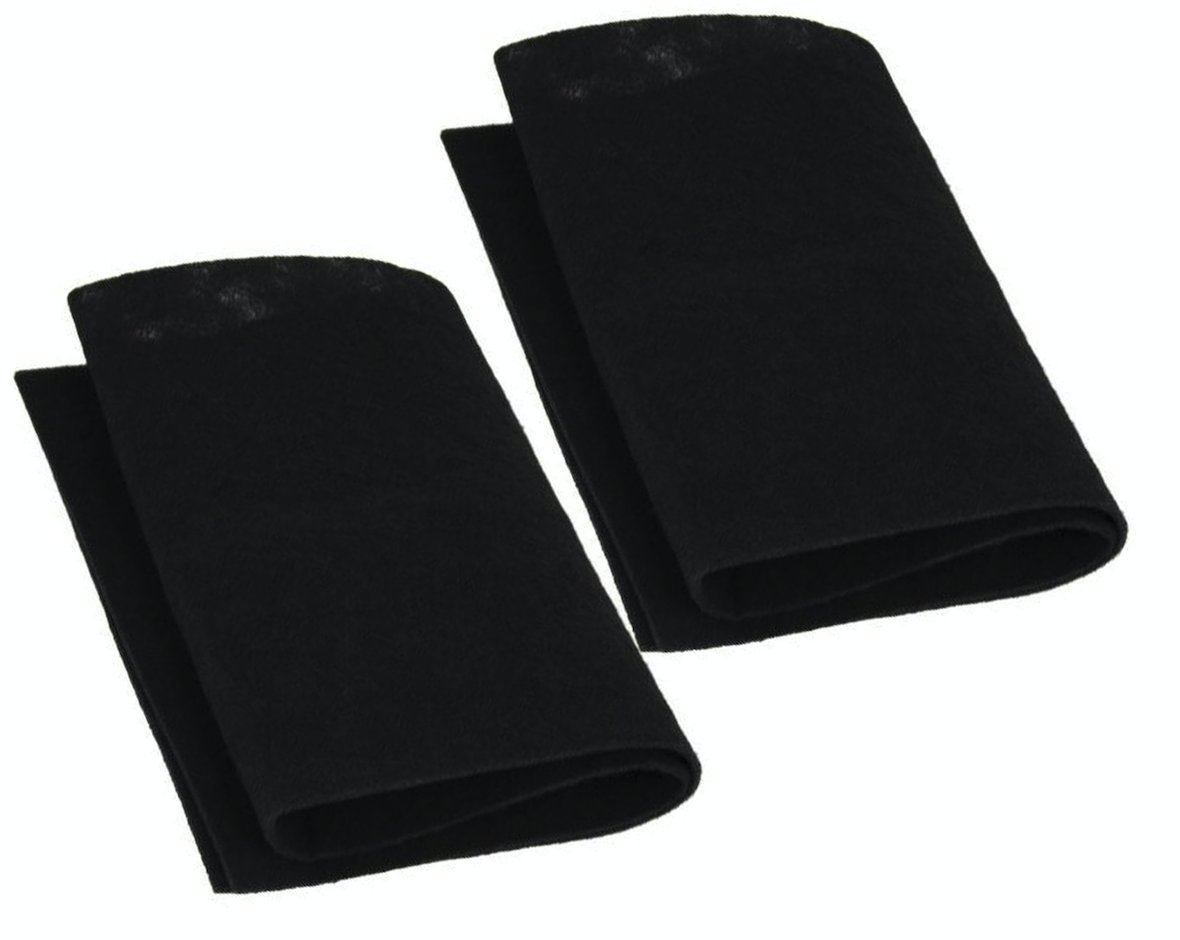 2-Pack - Fette Filter Air Purifier Pre-Filters. Compatible with HRF-AP1, Filter A (Makes up to 8 Filters)