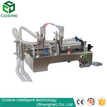 Juice Milk filling line with capper Machine / soft drinks filling and packaging machine