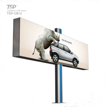 flexible banner led billboard advertising product