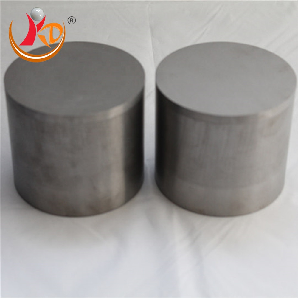 high polished tungsten carbide grinding jar for lab ball mill