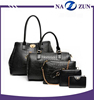 China cheap women handbag cost-effective lady handbag buy one giving 4 pieces bags as a present