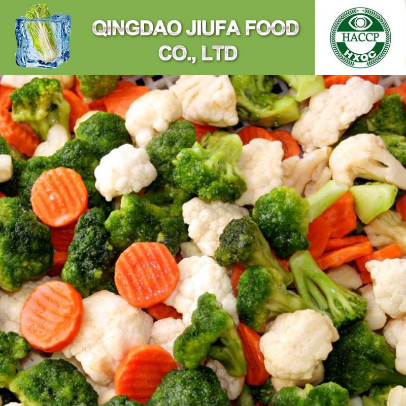 New Arrival Frozen/Iqf Red/Green Bell Pepper In Frozen Mixed Vegetable Best Price