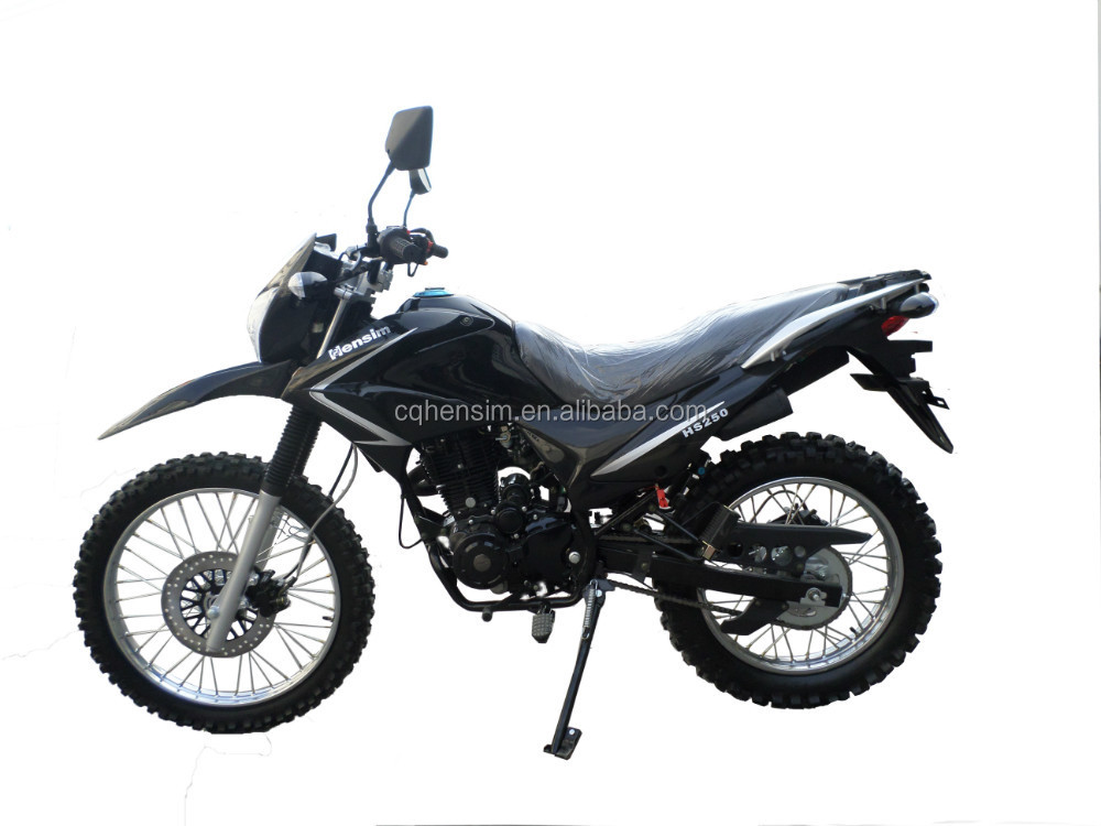 2015 new design 250 cc dirt bike