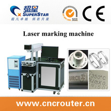 badge marking machine with laser low price Metals/Plastic/Rubber/Wood/ABS/PVC/PES/Steel/Titanium/Copper