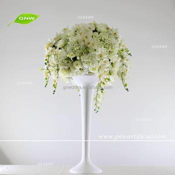 Gnw Small Size Flower Arrangement Table Centerpiece Vase Foam Ball