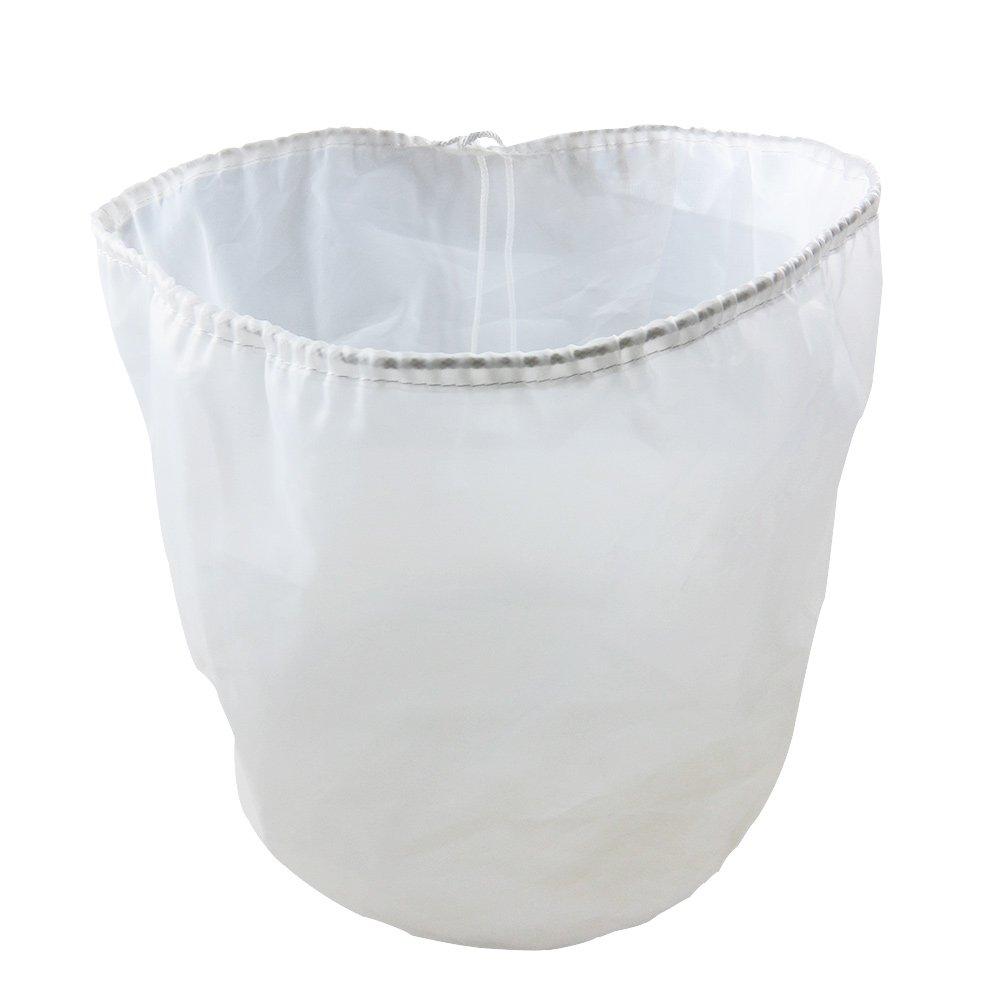 "Wine Bag Filter, Brewed Wine Skin Slag Separation Filtering Tool, Mesh Filter for Juice, Almond milk, Milky Tea, 12"" * 12"""