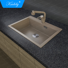 Modern kitchen design philippines composite granite kitchen sink without faucet