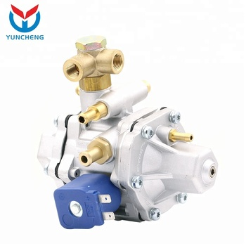 AT-12 CNG gas reducer/ fuel regulator for cng conversion kits system
