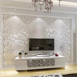 China Manufacturer Wallpaper Bedroom Living Room Modern modern wallpaper  for spa school home decoration