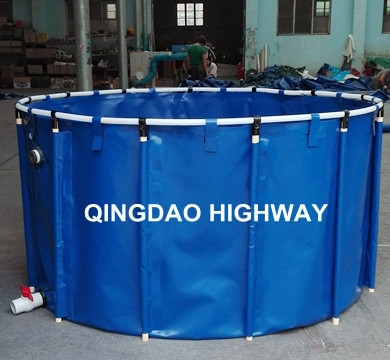 High Quality Indoor Or Outdoor Pvc Collapsible Tropical Fish Farm For Sale  - Buy Tropical Fish Farm For Sale,Tropical Fish Farm For Sale,Tropical Fish