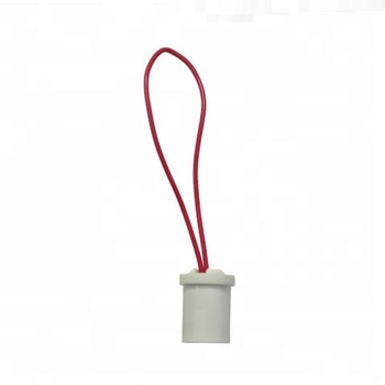 E10 Miniature Lamp Holder with wire