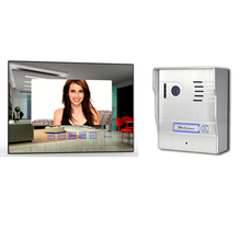 wireless IP video intercom system Smartphone video door phone doorbell