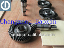 small spiral bevel gear for gear box