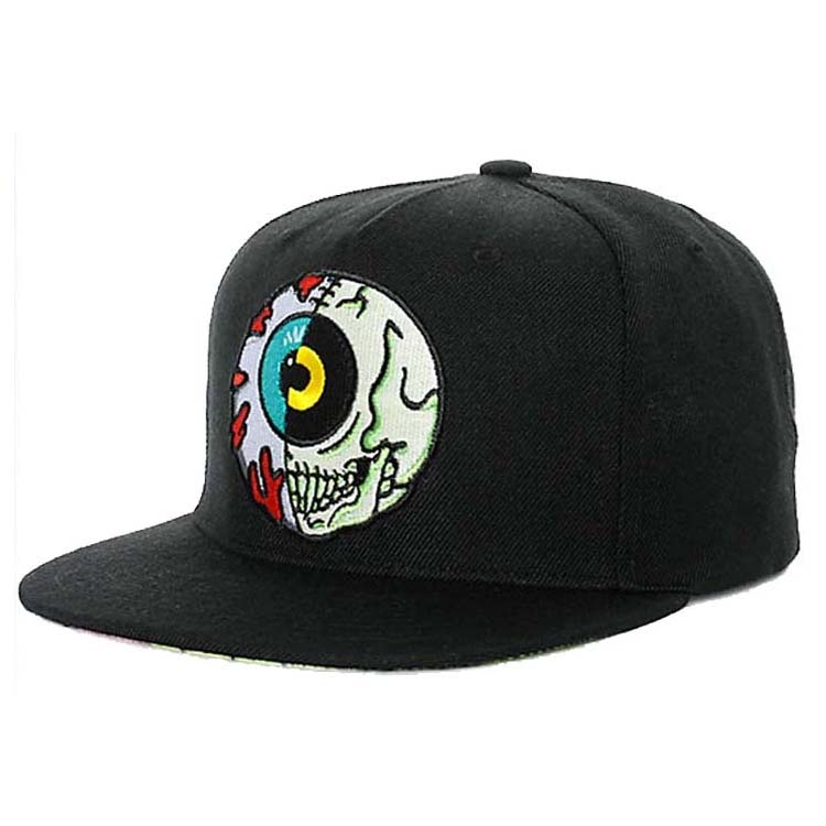 Custom 3d Embroidery Snap Back Cap How To Make Mens Hats Snapback - Buy Hat  Snapback,Mens Hats Snapback,How To Make Hats Snapback Product on