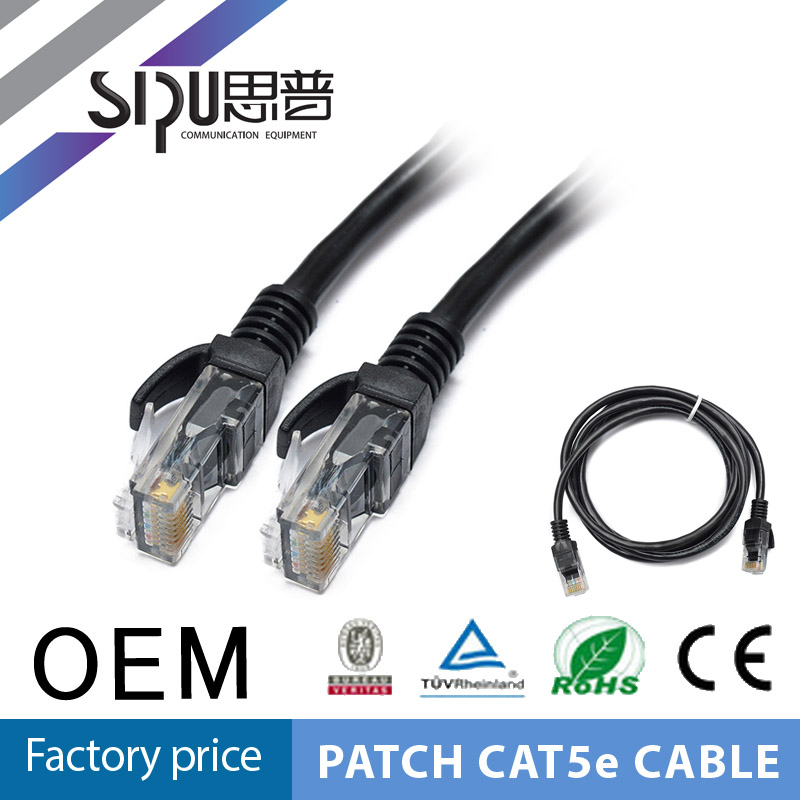 Sipu OEM CAT6 UTP Patch Cable Making Machine