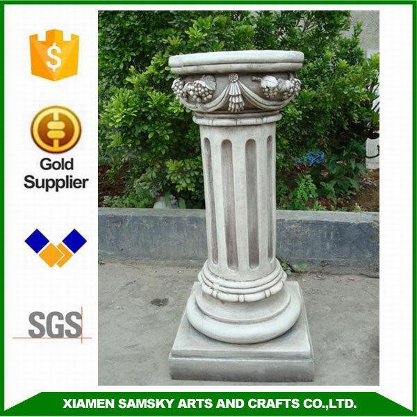 Ornamental Decorative Roman Pillar Square Or Round Pillar Design ...