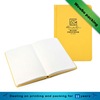 College and offices a4 a5 a6 paper leather cover cheap stationery notebook