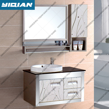 Clic In La Stani 304 Stainless Steel Vanity Furniture