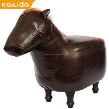 Leather Puff Chair, Leather Puff Chair Suppliers And Manufacturers At  Alibaba.com