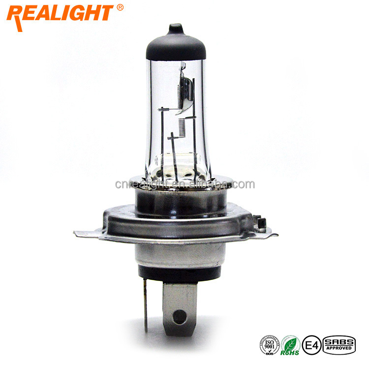 Auto Parts H4 12V 60/55W P43T Halogen Bulb for Philips Headlight Replacement