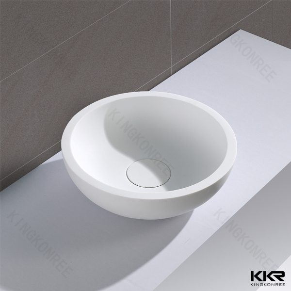 Above Counter Solid Surface Bathroom Sink,Bathroom Wash Basin ...
