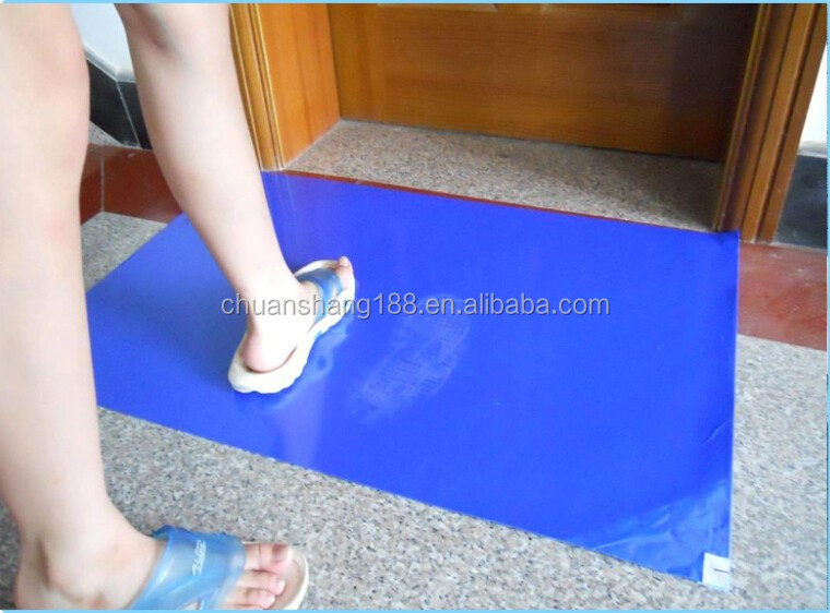 cleanroom antistatic sticky floor mats - buy disposable clean room