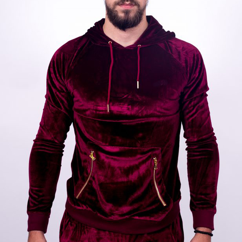 New Mens Sportswear Burgundy Custom Velvet Tracksuit Velour Tracksuits Buy Velour Tracksuits Mens Velour Tracksuits Custom Velour Tracksuits Product On Alibaba Com