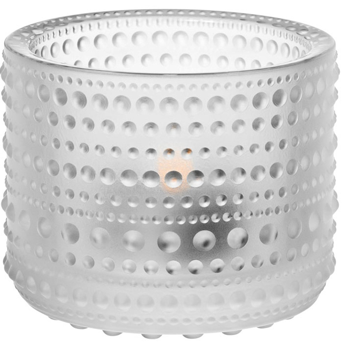 iittala (Iittala) Castellon Helmi candle holder Matt Frost # iit007379fba (japan import)