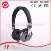 2015 China supplier comfortable earmuff wifi bluetooth headphone with factory price
