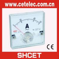 Buy 42L6 analog panel meter 120*120mm AC/DC ammeter voltmeter ...