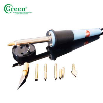 Green Ps0800 Pyrography Electric Pen Kit Wood Turning - Buy Pen Kit Wood  Turning,Wood Turning Pen Kit,Wood Burning Pen Product on Alibaba com
