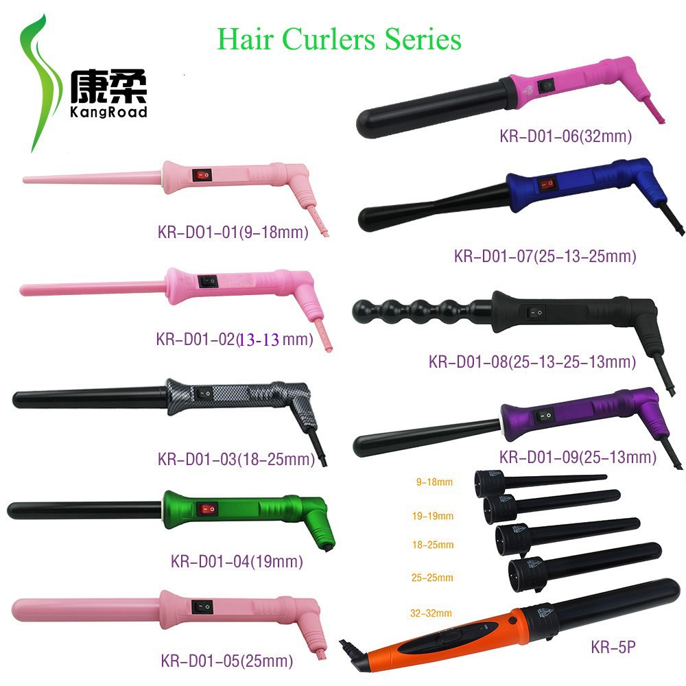 Best Ing Whole Clipless Hair Curling Tongs For Diffe Sizes