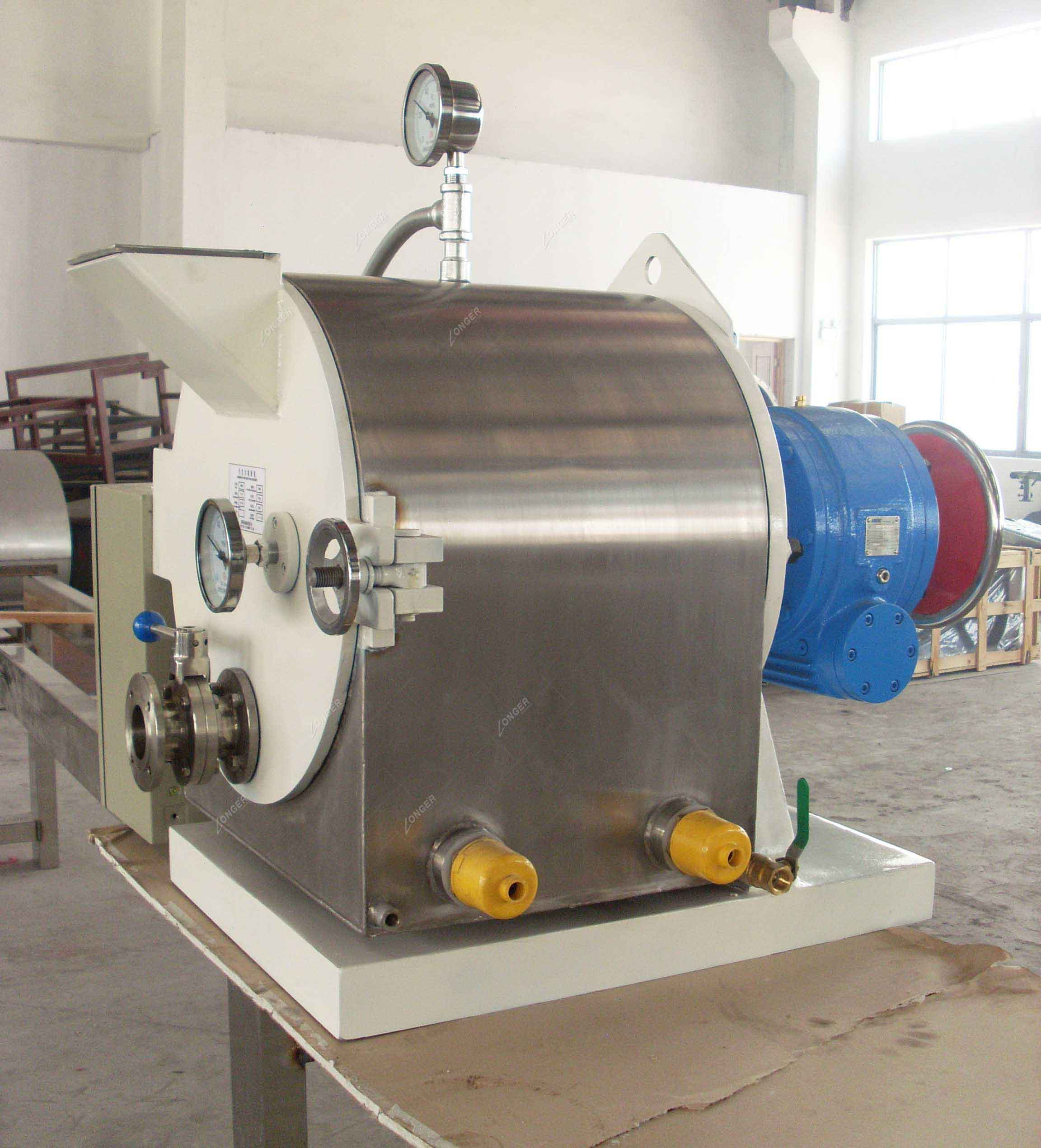 Small Chocolate Conche Refining Chocolate Conching Machine