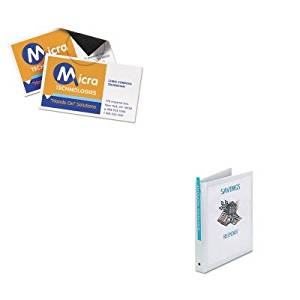 Cheap magnetic business cards find magnetic business cards deals on get quotations kitave05711ave8374 value kit avery magnetic business cards ave8374 and avery economy view reheart Choice Image
