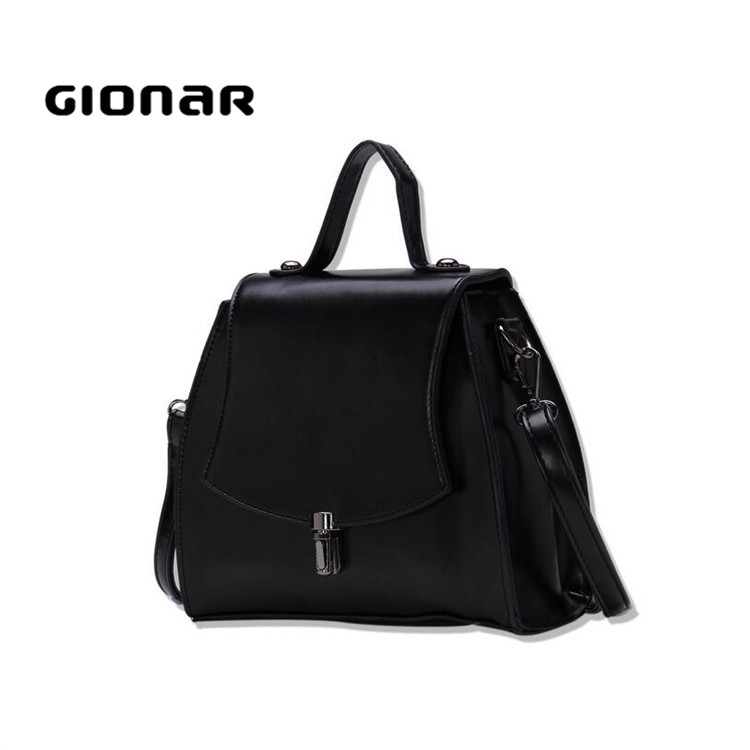 Online Shopping Sale Studded Black Crossbody For Women Handbags