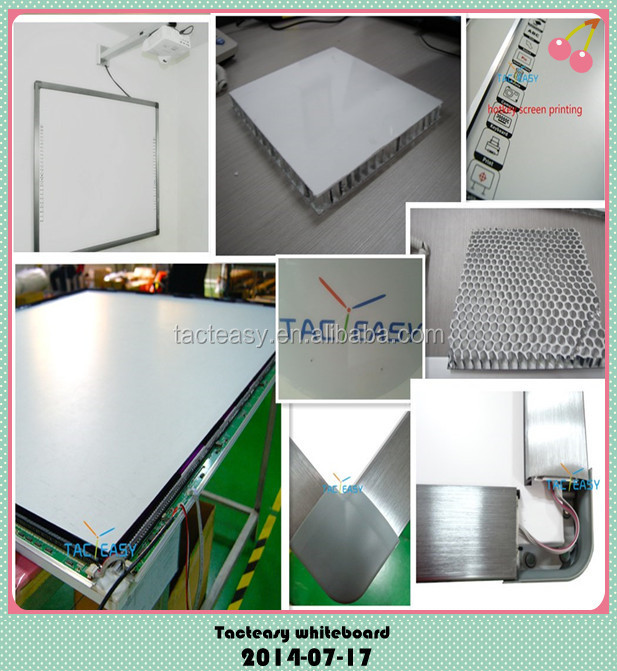New model High quality mobile whiteboard infrared smart whiteboard