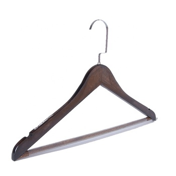 Wooden hanger stand for clothes wood stand coat hanger kids